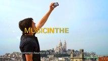 "Air France - compagnie aérienne, ""Application mobile Air France Music ""Music In the sky"""" - novembre 2012 - présentation"