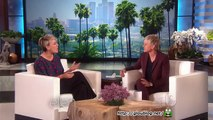 Kaley Cuoco Sweeting Interview Part 1 Jan 12 2015