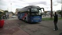 FOOT - EDF : Les Bleus sont arrivés à Marseille