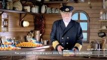 Captain Iglo - bâtonnets de poisson pânés Captain Iglo - août 2010