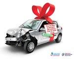 """Association Prévention Routière, Assureurs Prévention - lutte contre les accidents de la route - décembre 2009 - """"Rentrer en vie"""""""