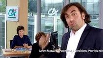 """Crédit Agricole, M6 - carte de crédit co-brandée Mozaïc - octobre 2009 - """"André Manoukian"""", teaser 2"""