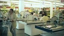 """Banane de Guadeloupe et Martinique (UGPBAN, Union des groupements de producteurs Banane) - banane - septembre 2009 - """"La caissière"""""""