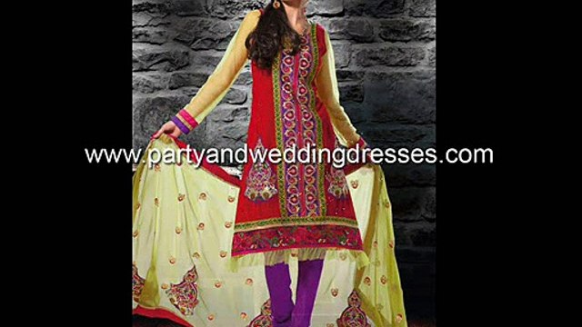 Pakistani Suits and Designer Anarkali Suits -