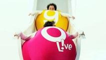 """Bingo Live (Française des Jeux FDJ) - jeu de loterie sur Internet - février 2011 - """"On fait une partie ?"""", Toboggan"""