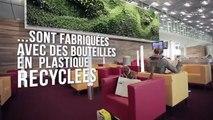 """Aéroports de Paris (ADP) - aéroports, """"Les peluches et le tri sélectif"""" - novembre 2012"""