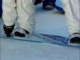 """CNOSF (Comité National Olympique et Sportif Français) - Jeux Olympiques de Vancouver - janvier 2010 - """"Snow"""", """"Les jeux, vivons-les"""""""