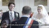 """Cantal (Comité Interprofessionnel des Fromages AOC Cantal) - fromage - septembre 2009 - """"Oublier le Cantal, ça peut être fatal !"""", mariage"""