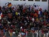 """CNOSF (Comité National Olympique et Sportif Français) - Jeux Olympiques de Vancouver - janvier 2010 - """"Descente"""", """"Les jeux, vivons-les"""""""