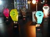 "Casio - montres G-Shock et Baby-G - octobre 2010 - ""Soirée Shock in Paris 2"", mardi 12 octobre 2010"