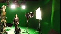 "Bic - rasoirs jetables - octobre 2010 - ""Bic Recycle, avec Eric Cantona"", making of"