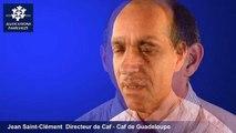 Caisse Nationale d'Allocations Familiales - site caf.fr - Le partage des Allocations Jean Saint-Clément DG CAF Guadeloupe