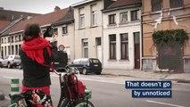 """Axa - banque assurance, """"Prêt pour rénovation immobilière Axa Renovation, Weeping house"""" - mars 2012 - Maison qui pleure"""