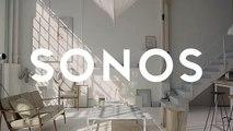 72 and Sunny pour Sonos - enceintes audio, «Music can transform your home» - octobre 2014 - animation pâte à modeler