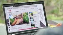 """Bouygues Télécom - opérateur téléphonie, télévision, Internet, """"Les Dumas"""" - septembre 2012 - Les Dumas regardent des vidéos"""