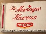"Amora - moutarde, ""Mariage Heureux"" - mars 2013 - poulet"