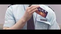 "Fallon London pour Cadbury - chocolat Cadbury Dairy Milk Ritz, ""Passport control"" - février 2014"