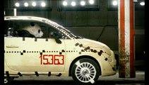 """Fiat - voiture Fiat - 2009 - """"Crash Test Panda"""", Fiat car range, français"""