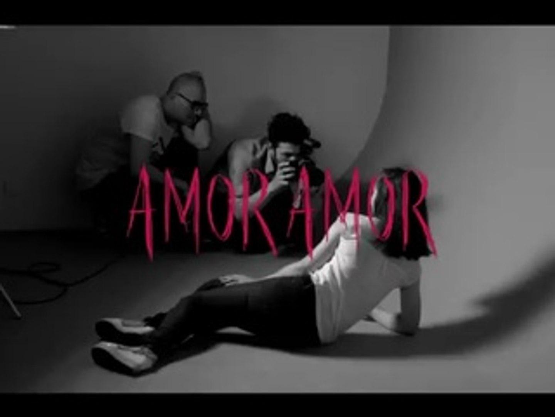Fred & Farid Paris pour Cacharel - parfum Amor Amor, «Constellation of love, Amor Amor Casting»