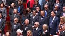 Emouvant hommage des députés à Charlie Hebdo et aux victimes du terrorisme et