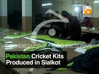Pakistan World Cup Cricket Kits