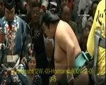 Sumo -Hatsu Basho 2015  Day 3 , January 13th -大相撲初場所 2015年 3日