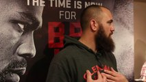 Travis Browne wants Fabricio Werdum rematch if Velasquez can't go