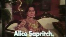 """Jex Four (Reckitt & Colman) - décapant - octobre 1982- """"Alice Sapritch"""", """"Avant, j'étais moche"""""""