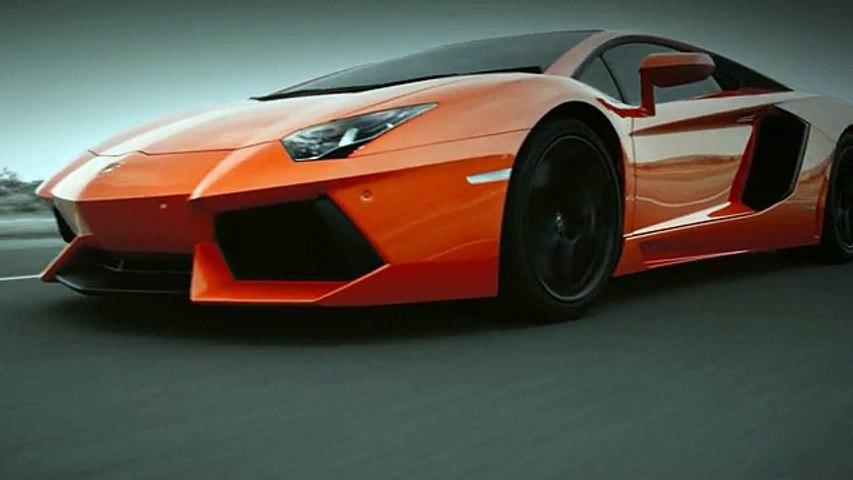 Lamborghini - voiture Lamborghini Aventador,...