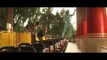 """Extrême Sensio pour Parc Astérix - parc d'attraction, """"Peur sur le Parc, www.parcasterix.fr/peur-sur-le-parc"""" - octobre 2013 - leatherface"""