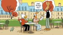 """La Poste - distribution du courrier - mai 2011 - """"Qu'est-ce qu'ils ont encore inventé à La Poste ?"""", """"Yeti"""""""