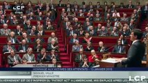 """Manuel Valls: """"La France est en guerre contre le terrorisme, le djihadisme et l'islamisme radical"""""""