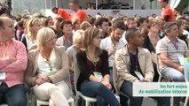 """DDB Live (Groupe Human Live) pour Teva Laboratoires - laboratoire pharmaceutique, """"Convention Teva Nova"""" - septembre 2013"""