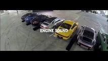 """Fred & Farid Shanghai pour Porsche - voiture Porsche 911, """"Birthday Song"""" - février 2014 - case study"""