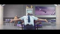 "Fallon London pour Cadbury - chocolat Cadbury Dairy Milk Ritz, ""Passport control"" - février 2014 - 1 minute"