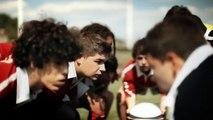 """Fédération Française de Rugby (FFR) - institution sportive, """"Le rugby, des valeurs pour la vie"""" - septembre 2011 - """"La mêlée"""""""