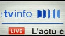 """France TV Info (France Télévisions) - plateforme d'informations, """"www.francetv.fr/info"""" - novembre 2011"""