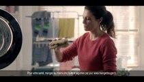 """Havas Paris pour McDonald's - restauration rapide, """"La petite monnaie"""" - janvier 2014 - lave-linge tirelire"""