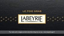 """Labeyrie - foie gras et saumon fumé - décembre 2010 - """"En faire plus serait sans doute en faire trop"""", Foie gras, 15s"""