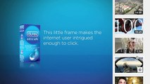 """Durex (Reckitt Benckiser) - préservatifs, """"Power of imagination"""" - avril 2012 - case study"""