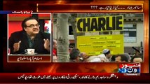 Live With Dr. Shahid Masood ~ 13th January 2015 - Pakistani Talk Shows - Live Pak News