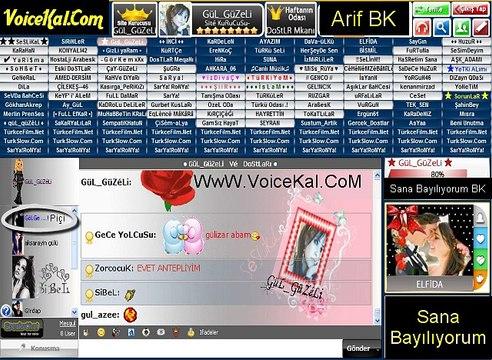 Voice-Kal.Com - Sana Bayılıyorum