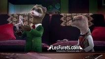 """Les Furets - comparateur d'assurances auto LesFurets.com, """"Partenariat Scènes de ménages"""" - septembre 2013 - lunettes"""