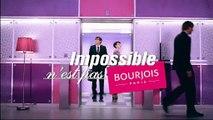 """Mascara Effet Liner de Bourjois """"D'un trait, il souligne votre regard"""" - Impossible n'est pas Bourjois - L'ascenseur"""