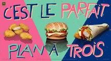 "McDonald's - restauration rapide, ""McDonald's Chicken Forever, la chanson"" - avril 2013"