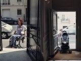 """Mediaprism pour Association des paralysés de France (APF) - insertion personnes handicapées, """"Votre don, c'est notre force"""" - septembre 2013"""