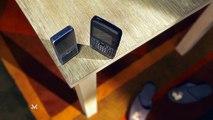 """Mister Recycle - site internet d'achat et de recyclage de téléphones portables - juillet 2010 - """"Stop Motion"""", """"téléphone inutile, suicide"""""""