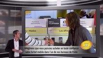 """Quintesis communication pour La Poste Bretagne - services du courrier,""""La Poste innove"""" - février 2014"""