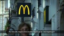 """McDonald's - restauration rapide - juin 2010 - """"""""Et si vous preniez un café chez McDonald's?"""", """"Le petit malin"""""""