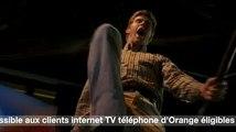 """Orange - chaîne de télévision """"Orange cinéma séries"""" - novembre 2009 - """"True Blood, vampires"""""""
